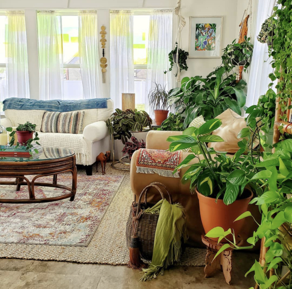 Houseplants + Healing